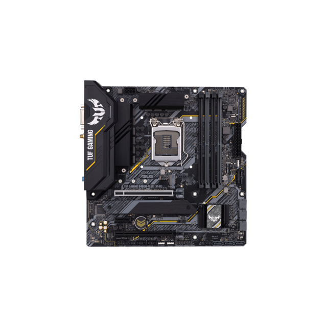 Asus -INTEL B460M-PLUS TUF GAMING (WI-FI) - Micro-ATX Asus  - Carte mère Intel
