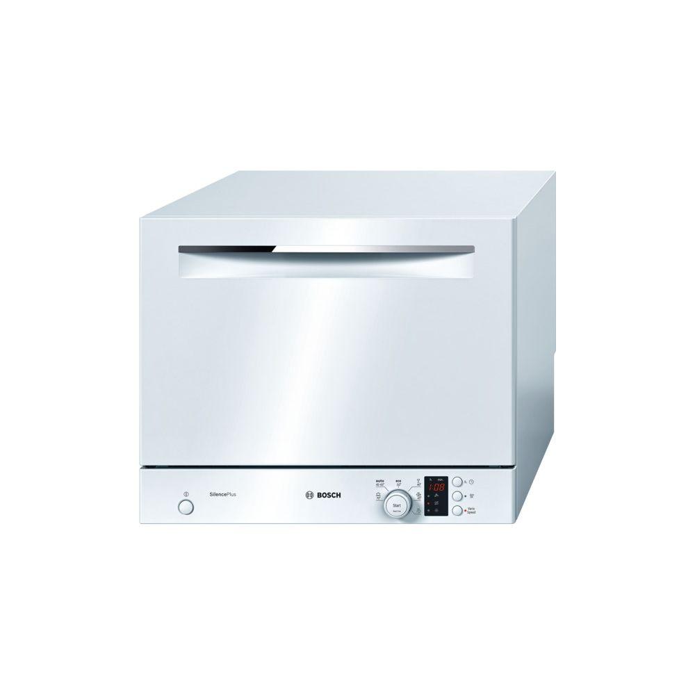 Bosch bosch - lave-vaisselle compact 6 couverts a+ pose-libre blanc - sks62e22eu