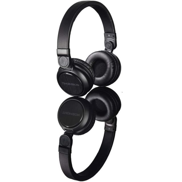 Thomson Casque Bluetooth WHP6007B - Noir