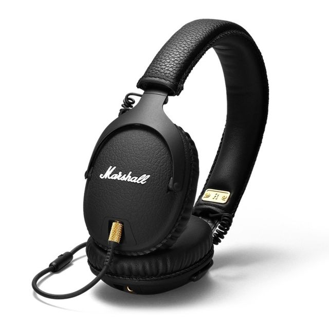 Marshall - Casque Marshall Monitor Noir - Marshall