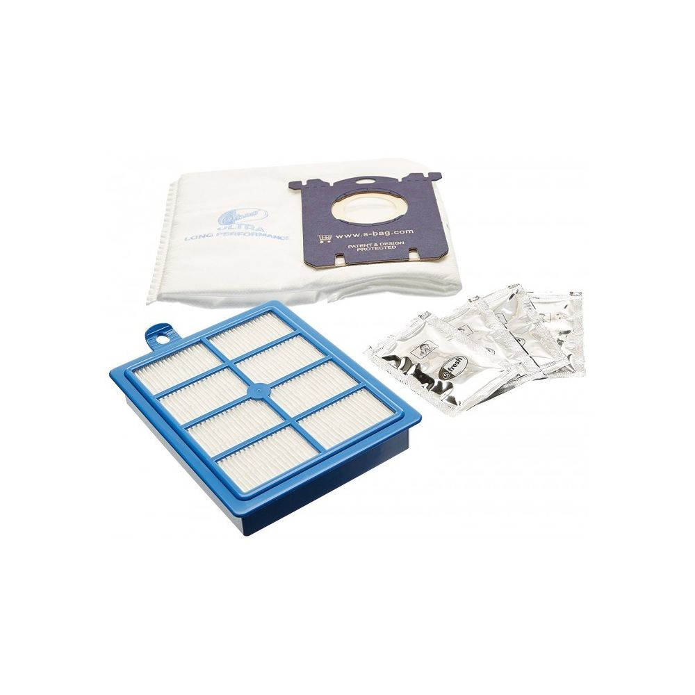 Electrolux Kit usk1 s-bag ultra long performance (4 sacs + filtre hepa + filtre moteur + 1 boite 4 parfums) electrolux