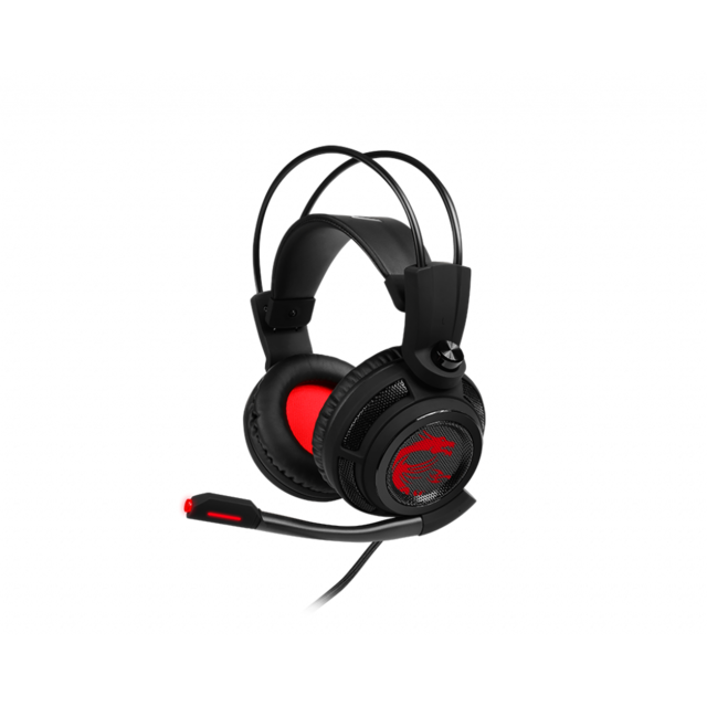 Msi - DS502 GAMING Headset Msi   - Micro casque reconditionné
