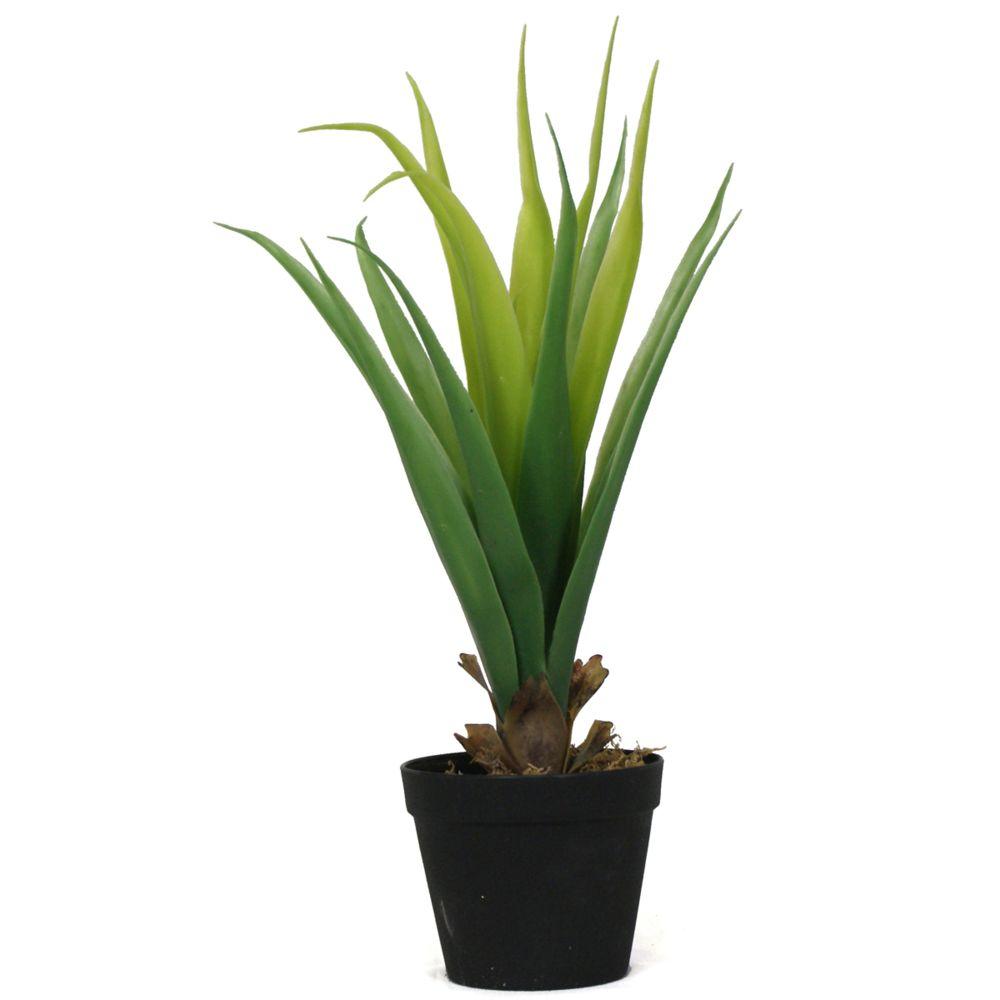 Pegane Plante artificielle Agave - Hauteur 53 cm -PEGANE-