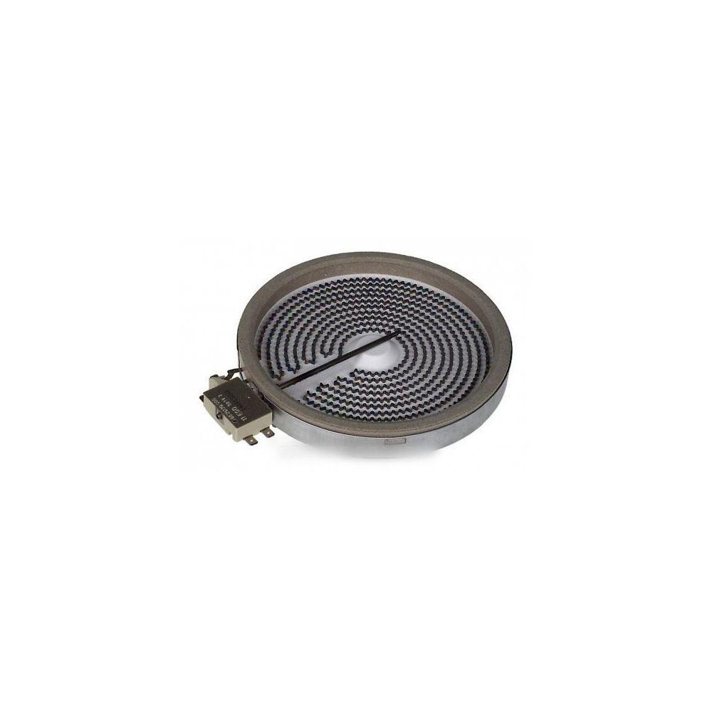 Electrolux Chauffage radiant,d180/1800w/2 pour table de cuisson electrolux