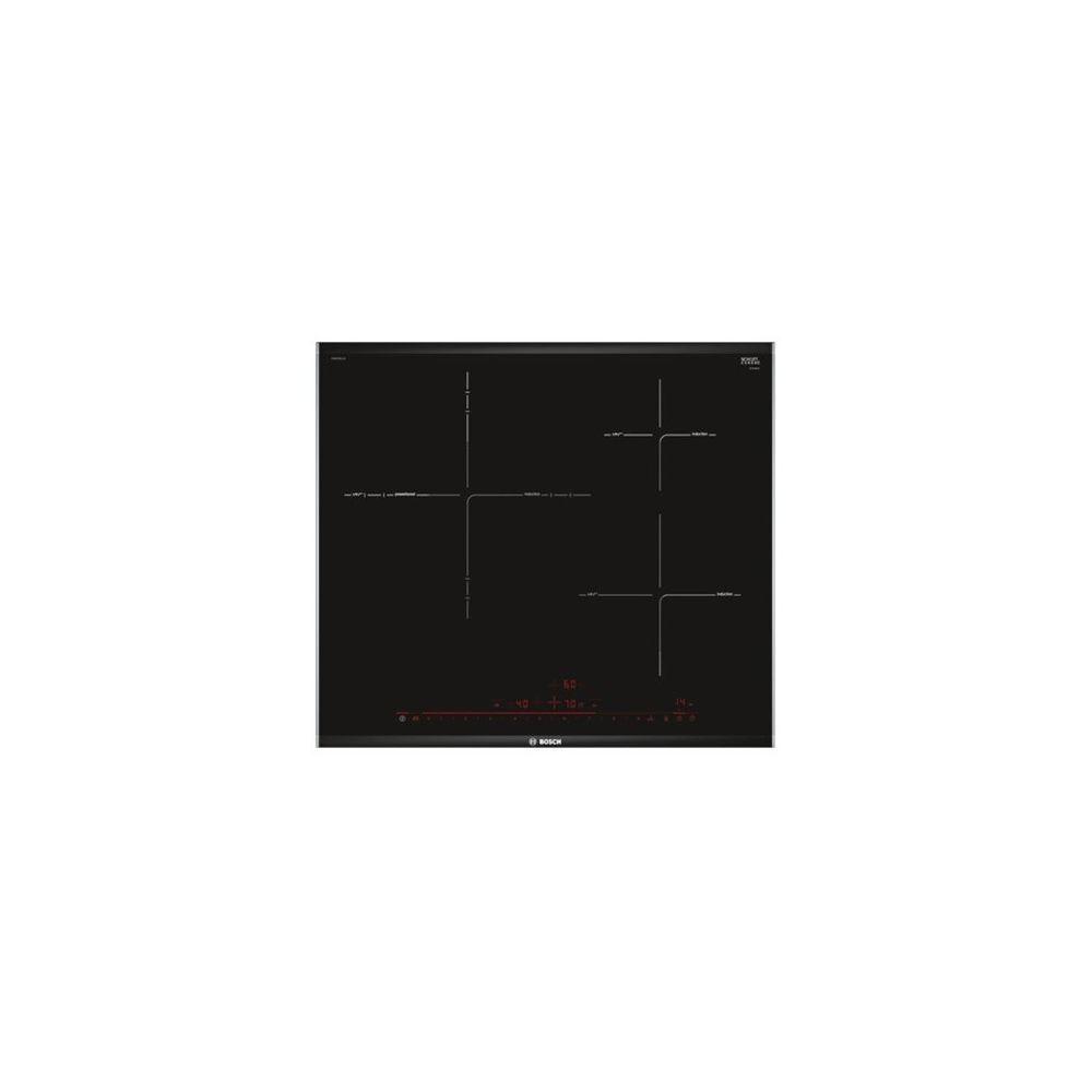 Bosch Plaque à Induction BOSCH PID675DC1E 60 cm Noir (3 zones de cuisson)
