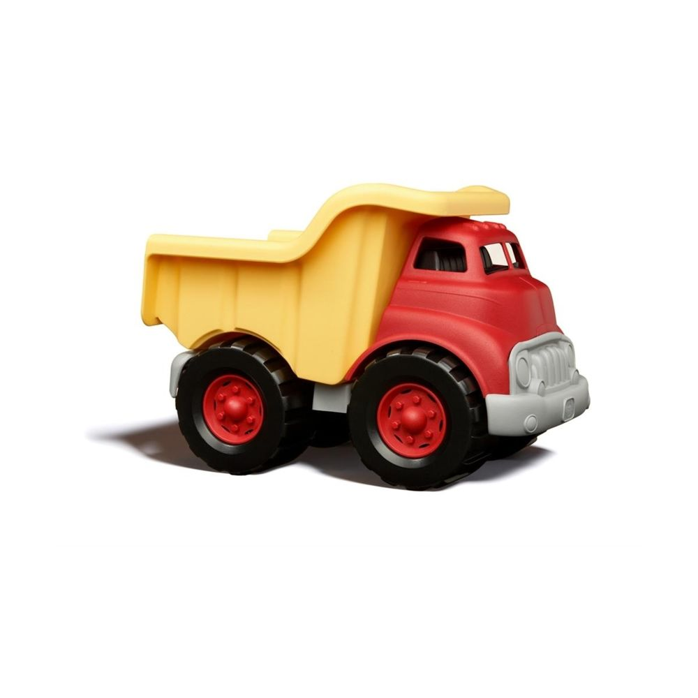 Green Toys Camion tombereau rouge GreenToys