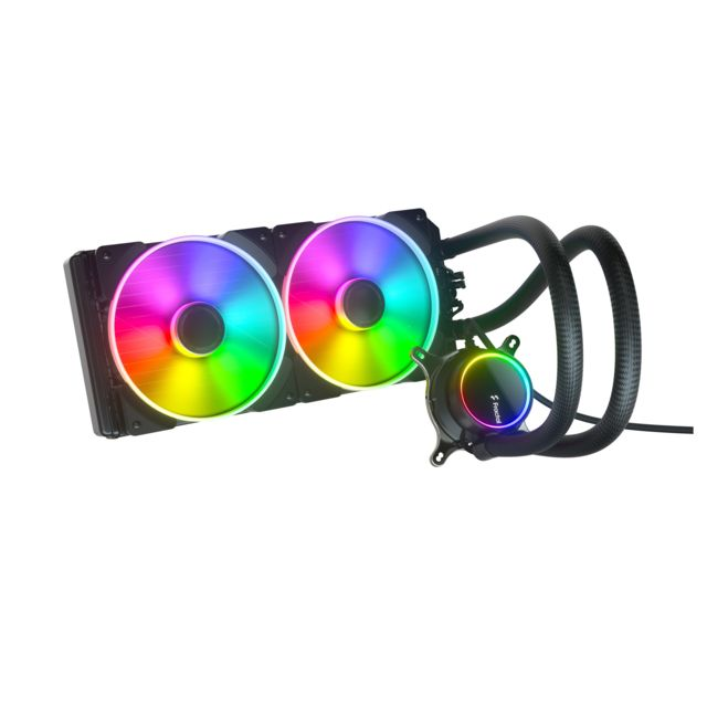 Fractal Design - Celsius+ S28 Prisma - RGB - 280 mm - Bonnes affaires Watercooling