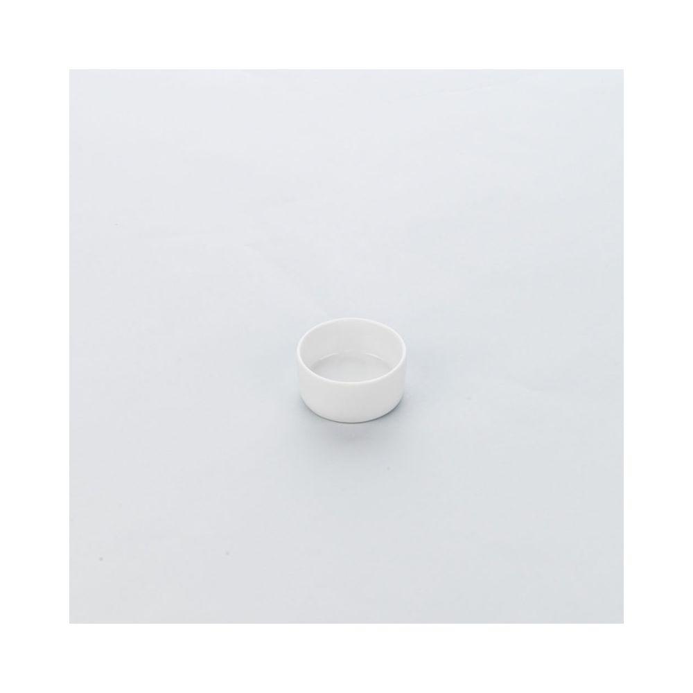 Materiel Chr Pro Coupelle en Porcelaine Blanche Apulia Ø 80 mm - Lot de 6 - Stalgast - 8 cm Porcelaine