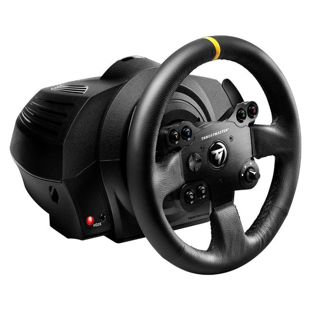 Thrustmaster - TX Racing Wheel Leather Edition - Thrustmaster