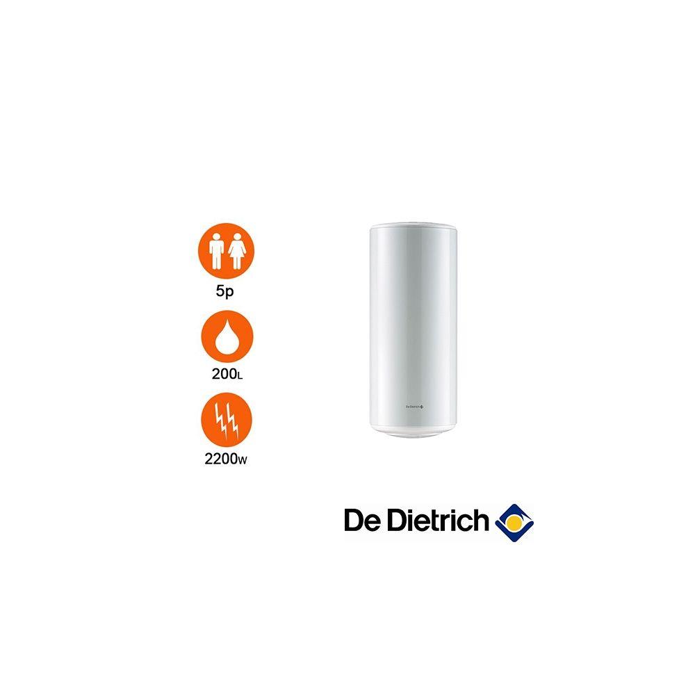 De Dietrich Chauffe eau ceb - 200l vertical mural - de dietrich