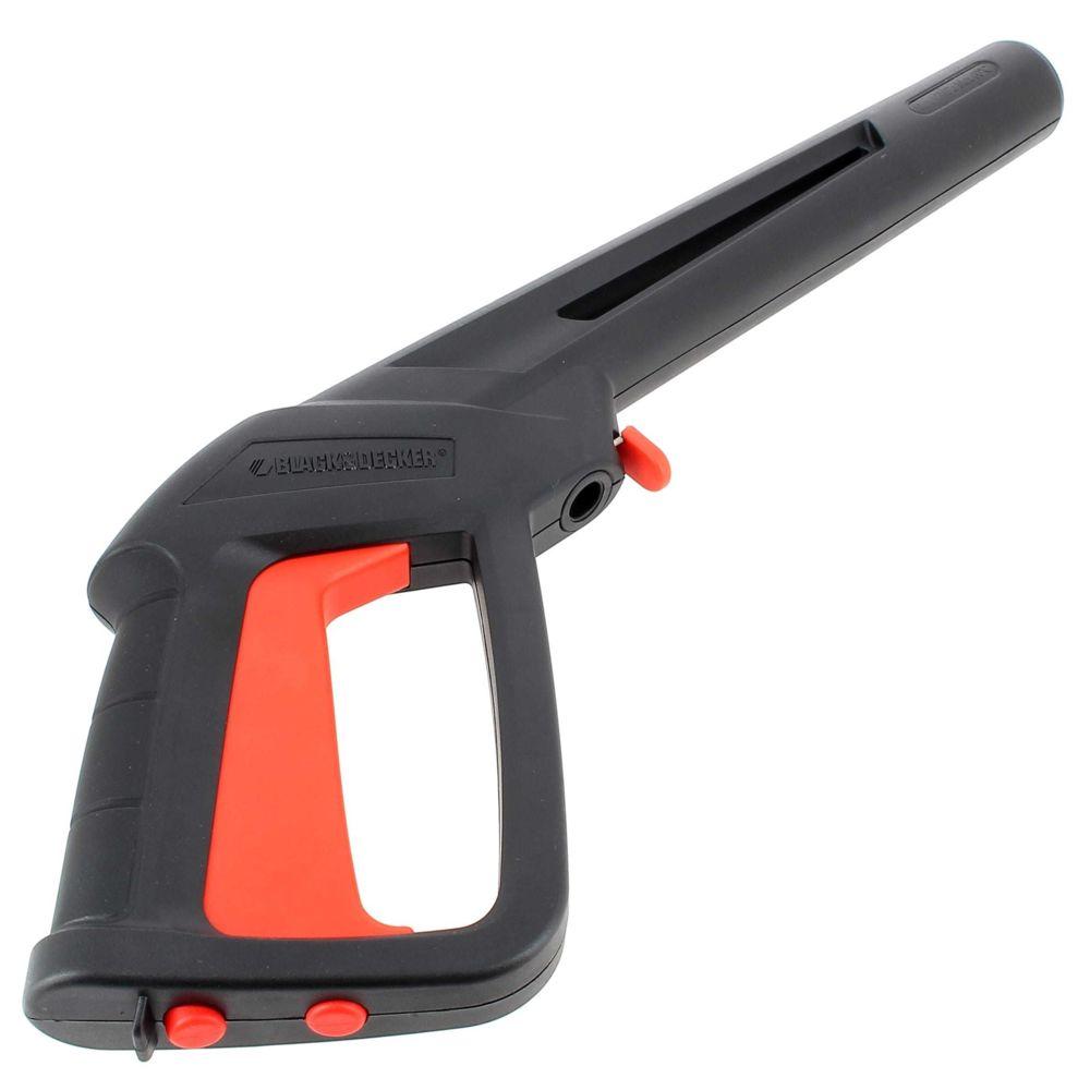 Black & Decker Poignee pistolet pour Nettoyeur haute pression Black & decker