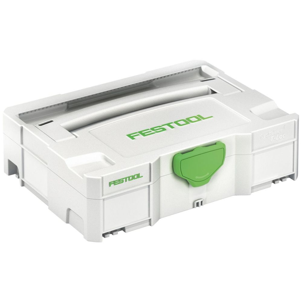 Festool SYSTAINER T-LOC SYS 1 TL 396 x 296 x 105 - 497563