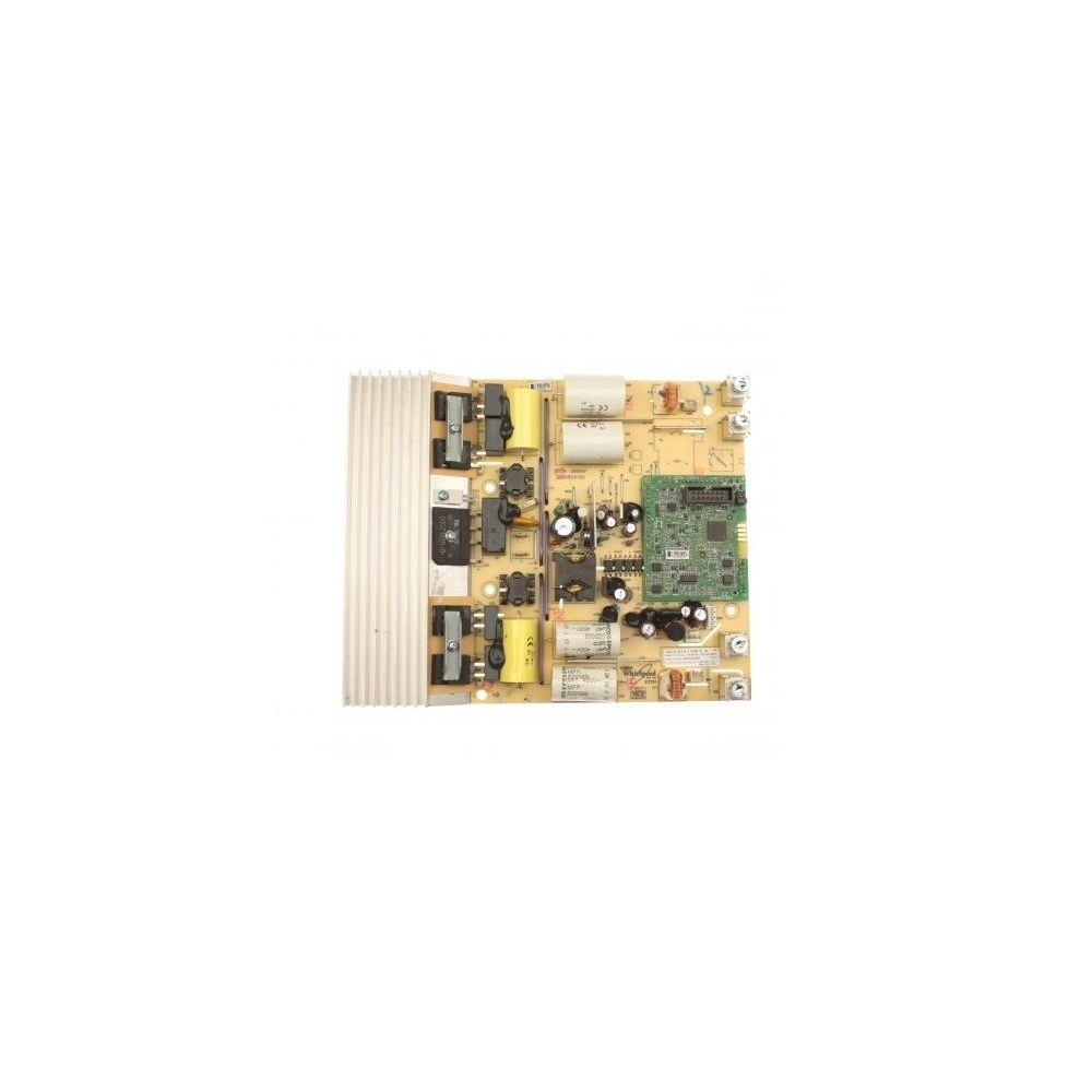 whirlpool Whirlpool 480121100391 Platine de puissance plaque de cuisson