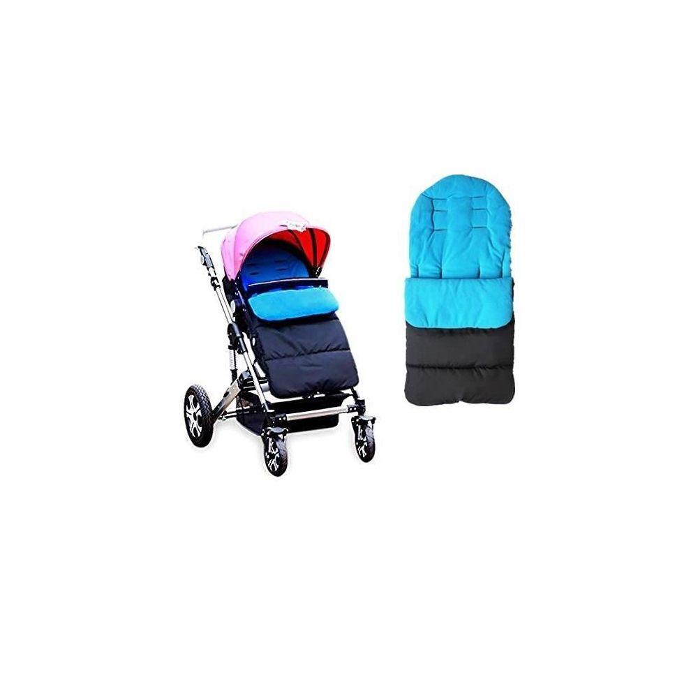 Marsee Chancelière universelle pour poussette, housse de siège en coton pour poussette de bébé, sac de couchage,chaude, couvre-