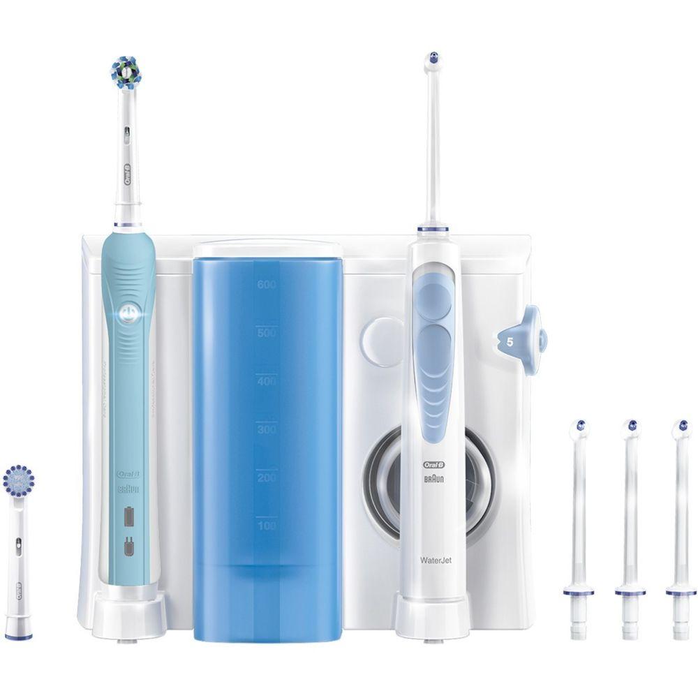 Oral-B Pack Pro 700 + Waterjet OC16. 525.1u