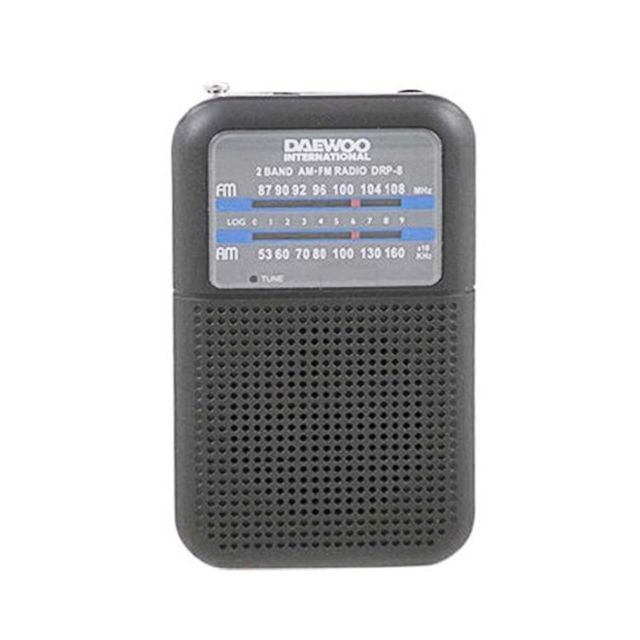 Totalcadeau - Radio portable miniature - Radio transistor - Tablette tactile