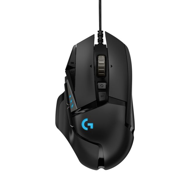 Logitech - G502 HERO - Souris Gaming - Souris Gamer