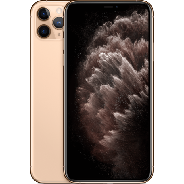 Apple - iPhone 11 Pro Max - 512 Go - MWHQ2ZD/A - Or Apple   - iPhone Iphone 11 pro max