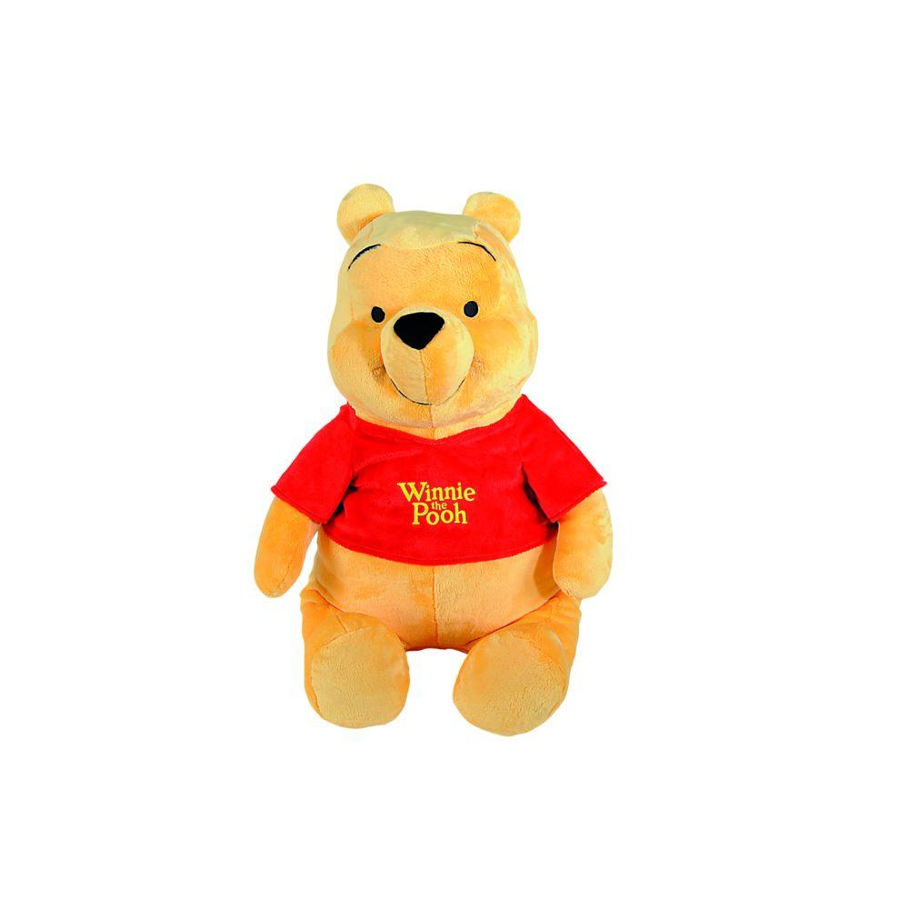 Disney WINNIE L'OURSON - Peluche Winnie - 80 cm - 5872661