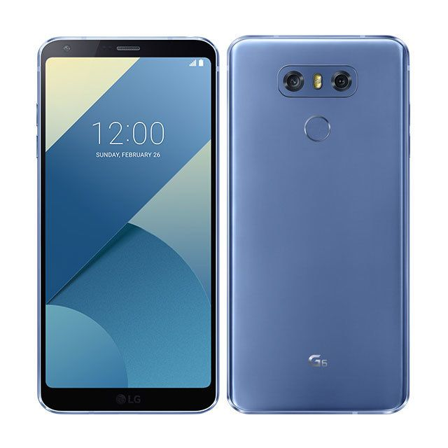 LG - G6 - 32 Go - Bleu - Smartphone Android Lg g6