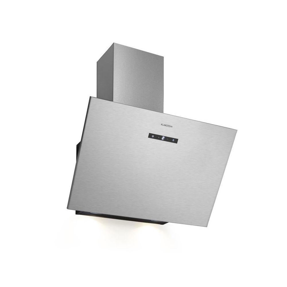 Klarstein Klarstein Silver Lining 60 hotte aspirante 60 cm 600 m³/h EEK A inox Klarstein
