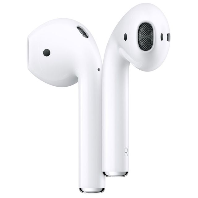 Ecouteurs intra-auriculaires Apple APPLE-AIRPODS-2019-NI