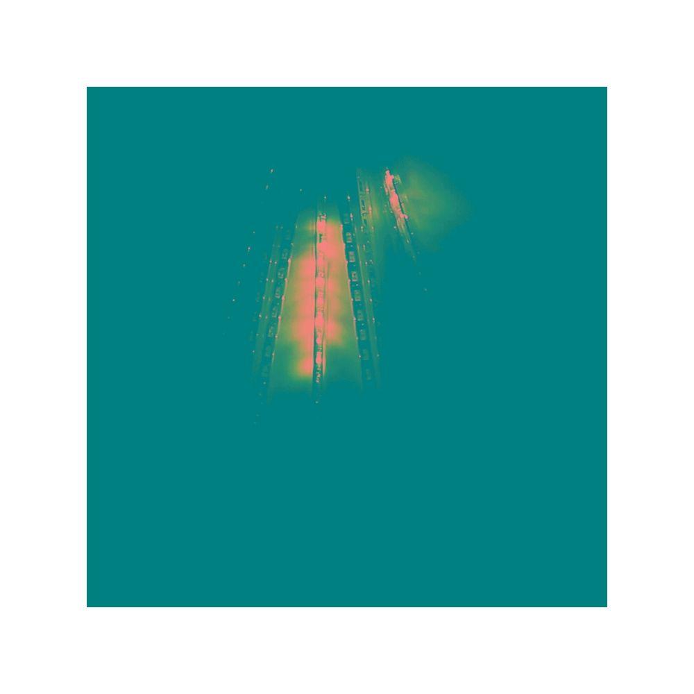 Wewoo LED Météor pour noël lumière blanche 30cm 8 barres lumineuses 17 Meteor douche lampe émettant de la
