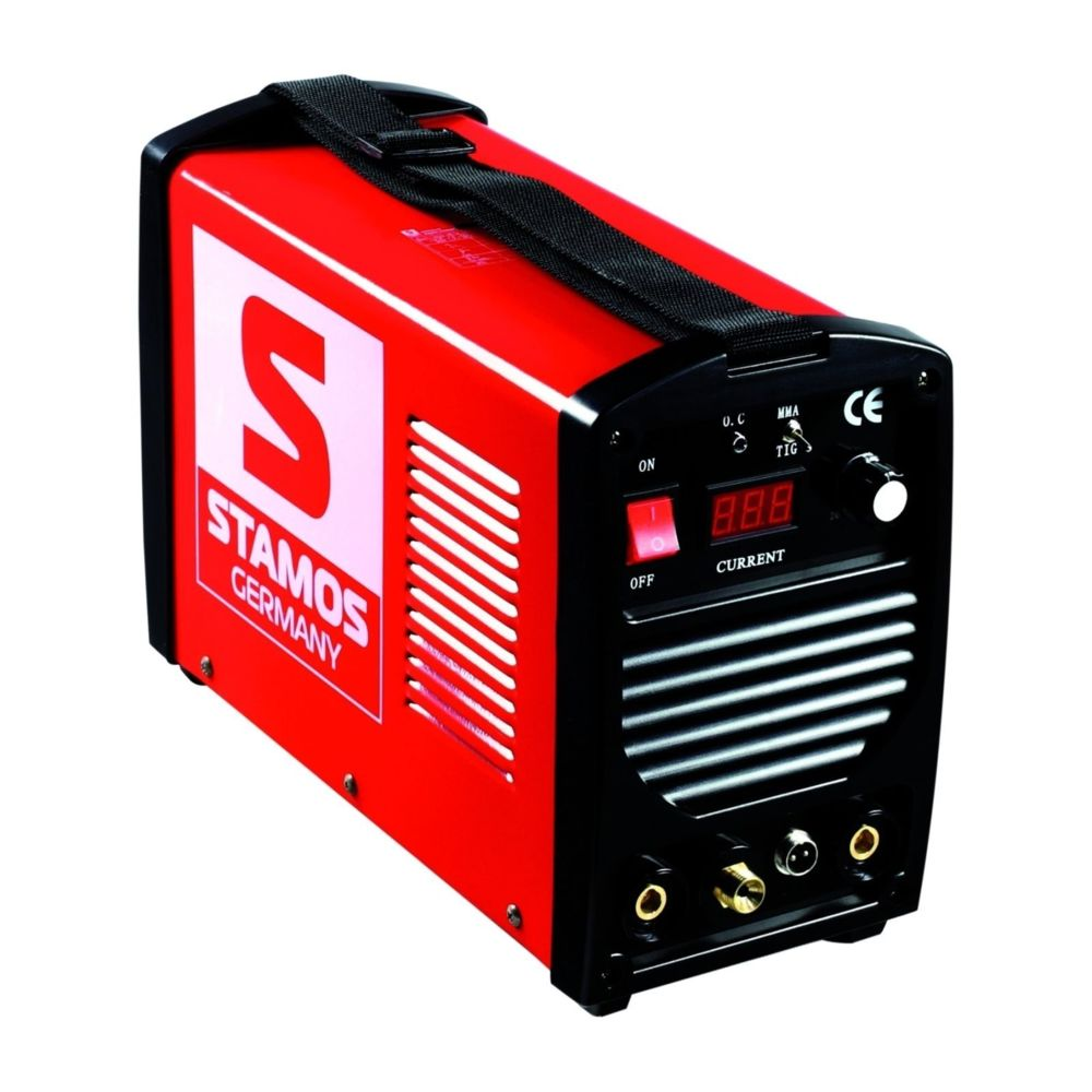 Helloshop26 Poste à souder TIG - 250A - 230V - portatif professionnel 3414010