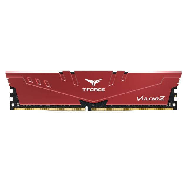 T-Force - Vulcan Z - 2 x 8 Go - DDR4 3200 MHz - Rouge - RAM PC