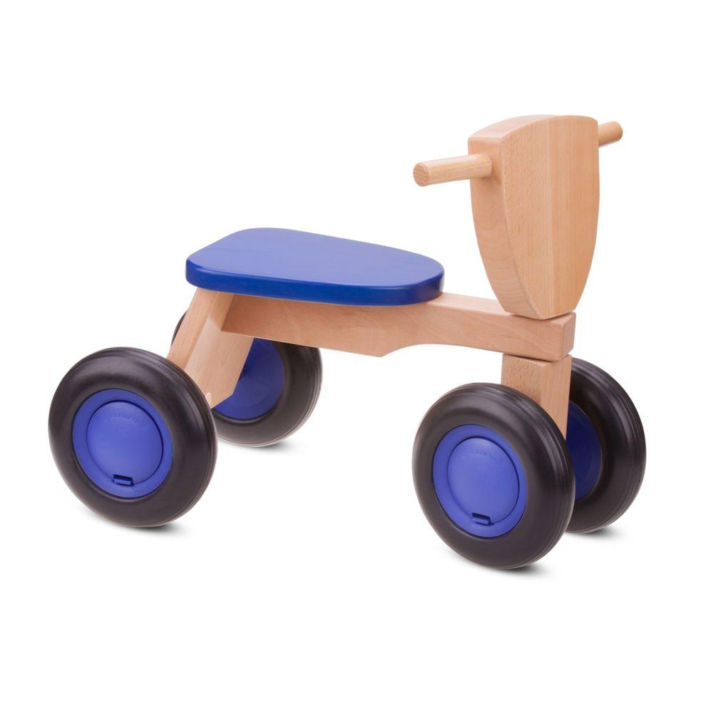 New Classic Toys Porteur Road Star Bleu