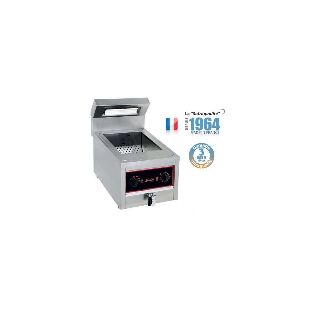 Sofraca Chauffe-frites électrique - 5 kg - Compact Line 500 - Sofraca -