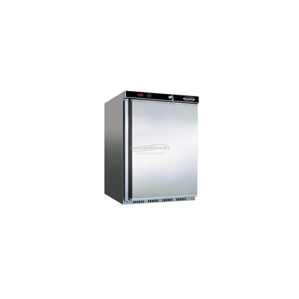 Combisteel Mini Armoire réfrigérée négative 120 L - Inox - Combiteel - R600A 1 Porte