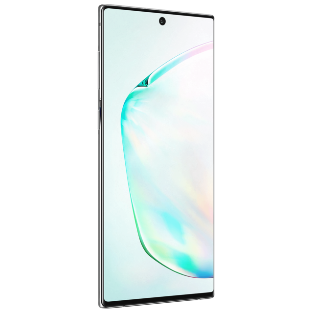 Smartphone Android Galaxy Note 10 - 256 Go - Argent Stellaire
