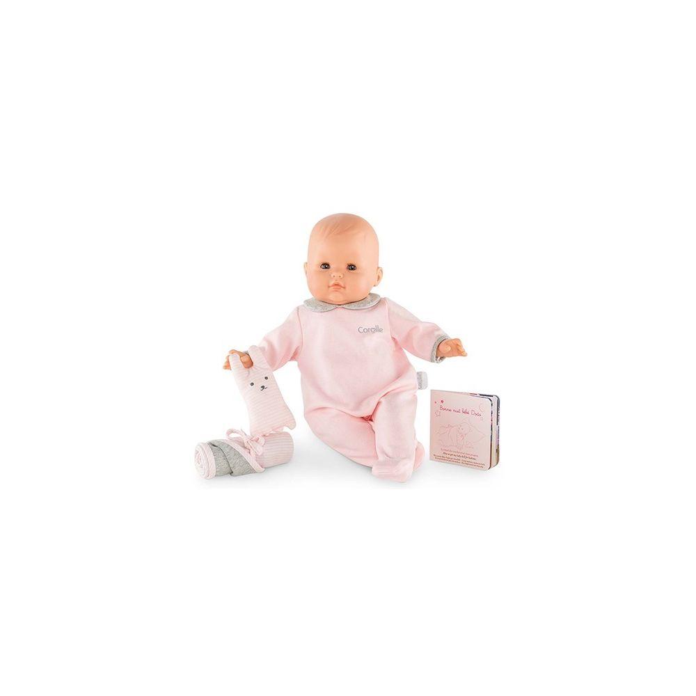 Corolle Mon bébé classique Dodo 36 cm Corolle (poupon, doudou, livre, couverture)