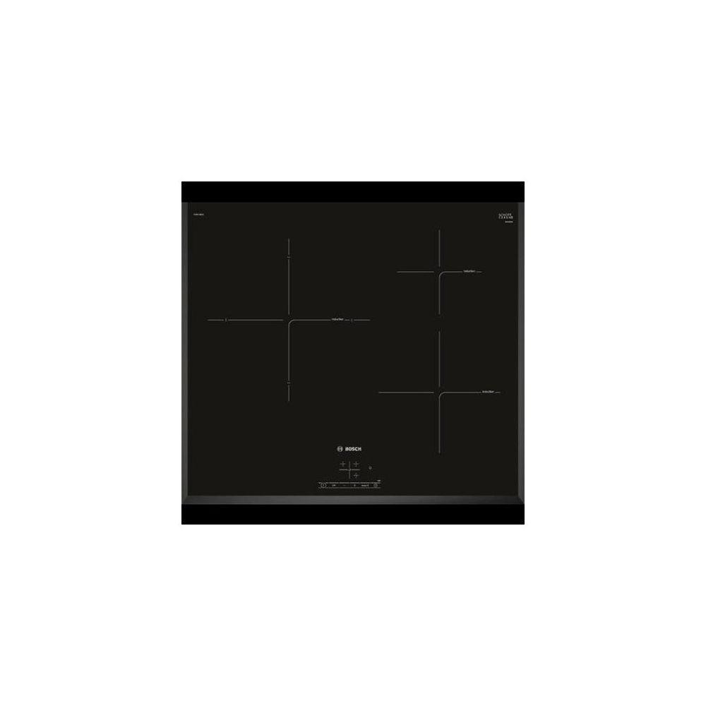 Bosch Plaque à Induction BOSCH PIJ651BB2E 60 cm (3 zones de cuisson)