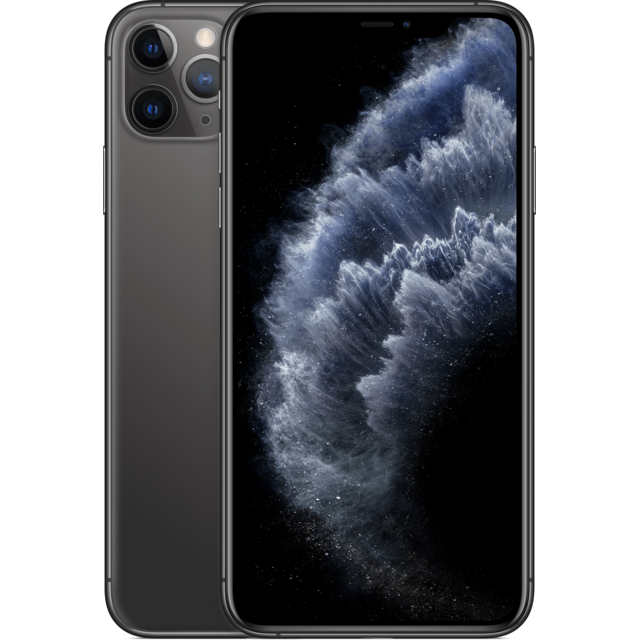 Apple - iPhone 11 Pro Max - 256 Go - MWHJ2ZD/A - Gris Sidéral Apple   - iPhone Iphone 11 pro max