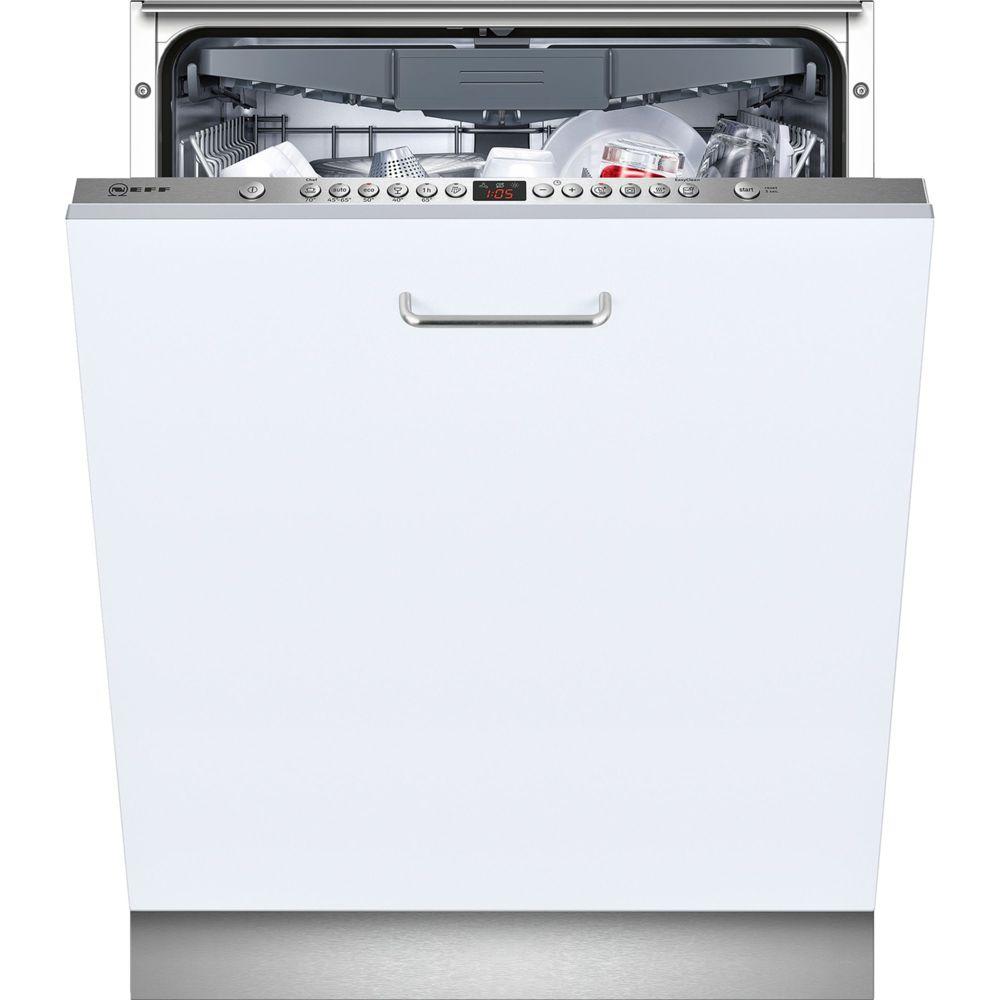 Neff neff - lave-vaisselle 60cm 14c 44db a++ tout intégrable - s513n60x3e