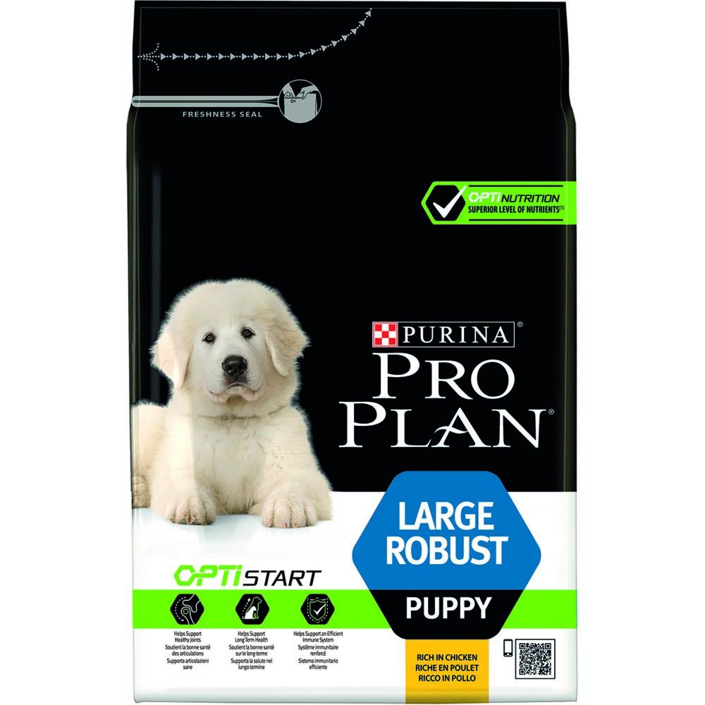 Proplan Proplan Puppy Large Robust OptiStart Poulet