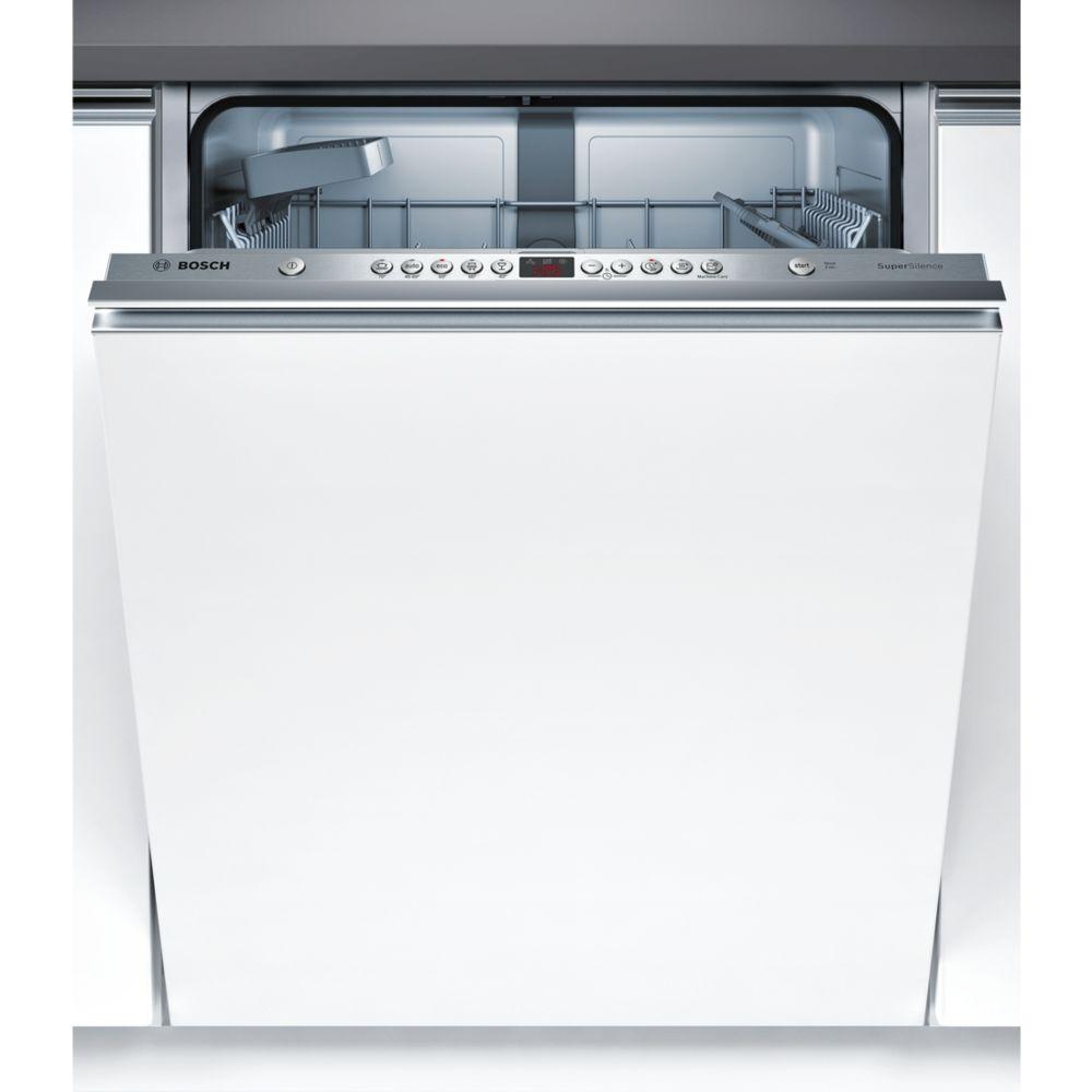 Bosch bosch - lave vaisselle 60cm 13c 44db a+++ tout intégrable - smv45ix03e