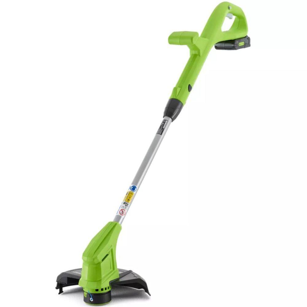 Greenworks Greenworks Coupe-bordure avec batterie 24 V G24LT30 2101207