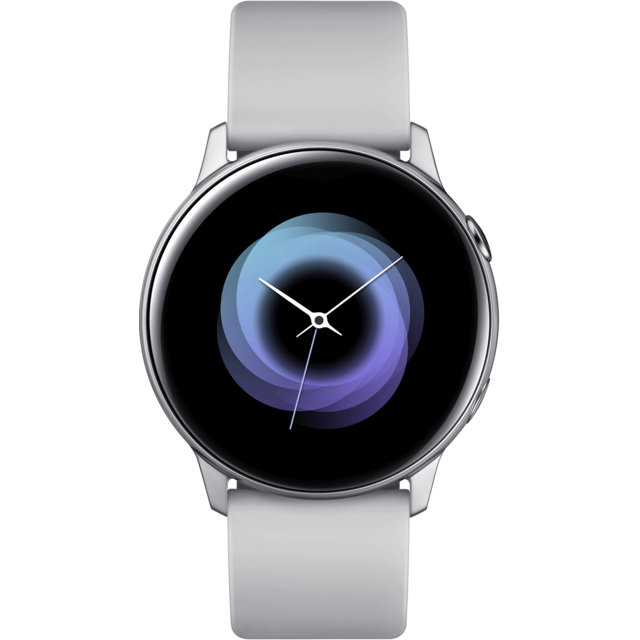 Samsung - Galaxy Watch Active - 40 mm - Gris Etain Samsung   - Objets connectés