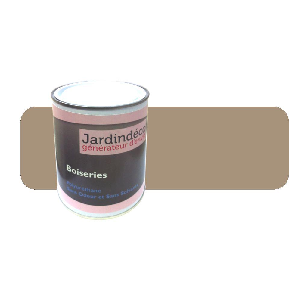 Bouchard Peintures Peinture beige pour meuble en bois brut 1 litre