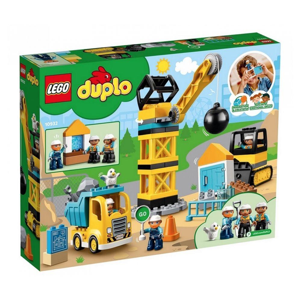 Lego 10932 La boule de demolition LEGO DUPLO Ville