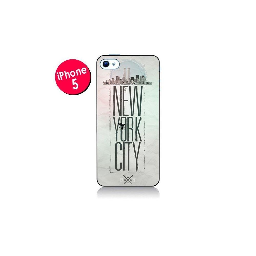 Apple - Coque iPhone 5/5S et SE New York City - Gusto NYC