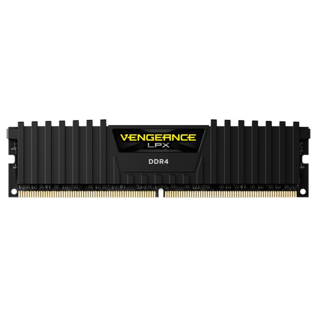 Corsair - CORSAIR Vengeance LPX Series Low Profile 16 Go (2x 8 Go) DDR4 4500 MHz CL19 - RAM PC