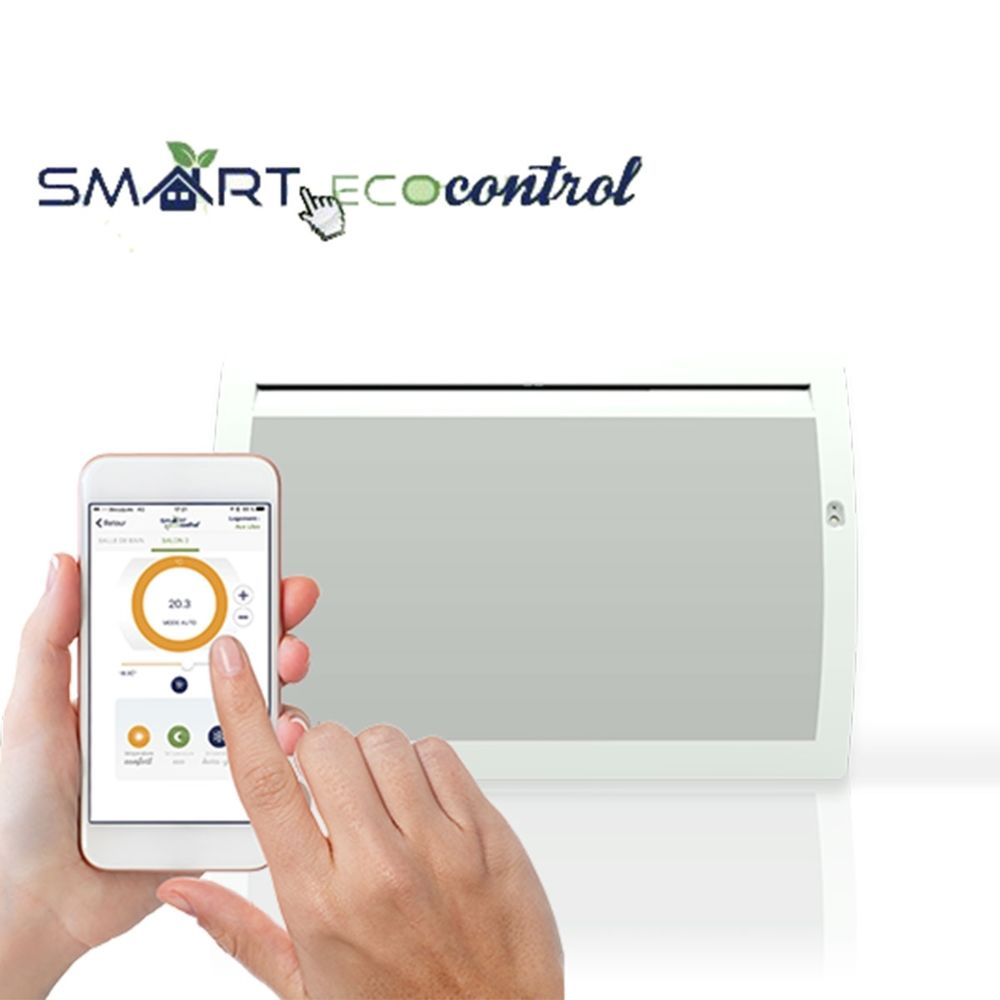 Noirot Radiateur auréa h smart ecocontrol 1500w - noirot