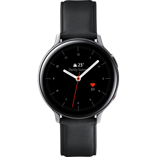 Samsung - Galaxy Watch Active 2 - 4G - 44 mm - Argent  - Objets connectés reconditionnés