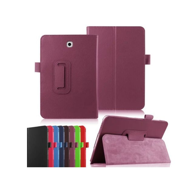 Xeptio - Etui Samsung Galaxy Tab S2 8 violet - Housse coque de protection - Marchand Bestventes