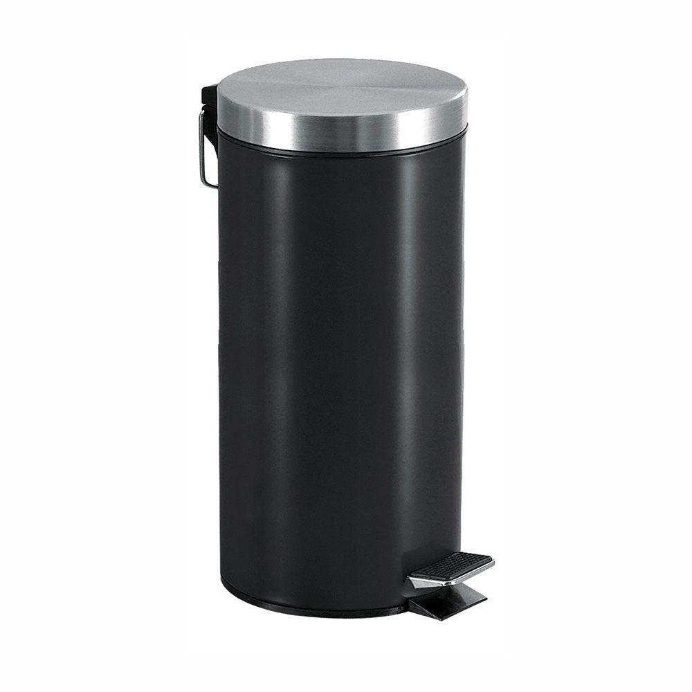 Bricorama Poubelle 30L noir