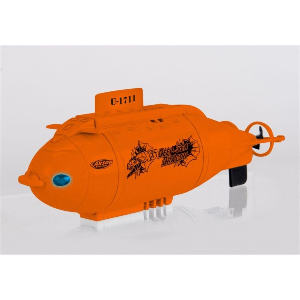 CARSON Carson 500707117 - XS Deep Sea Dragon 100% RTR Orange